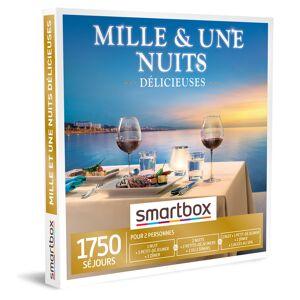 Mille et une nuits délicieuses Coffret cadeau Smartbox - Publicité