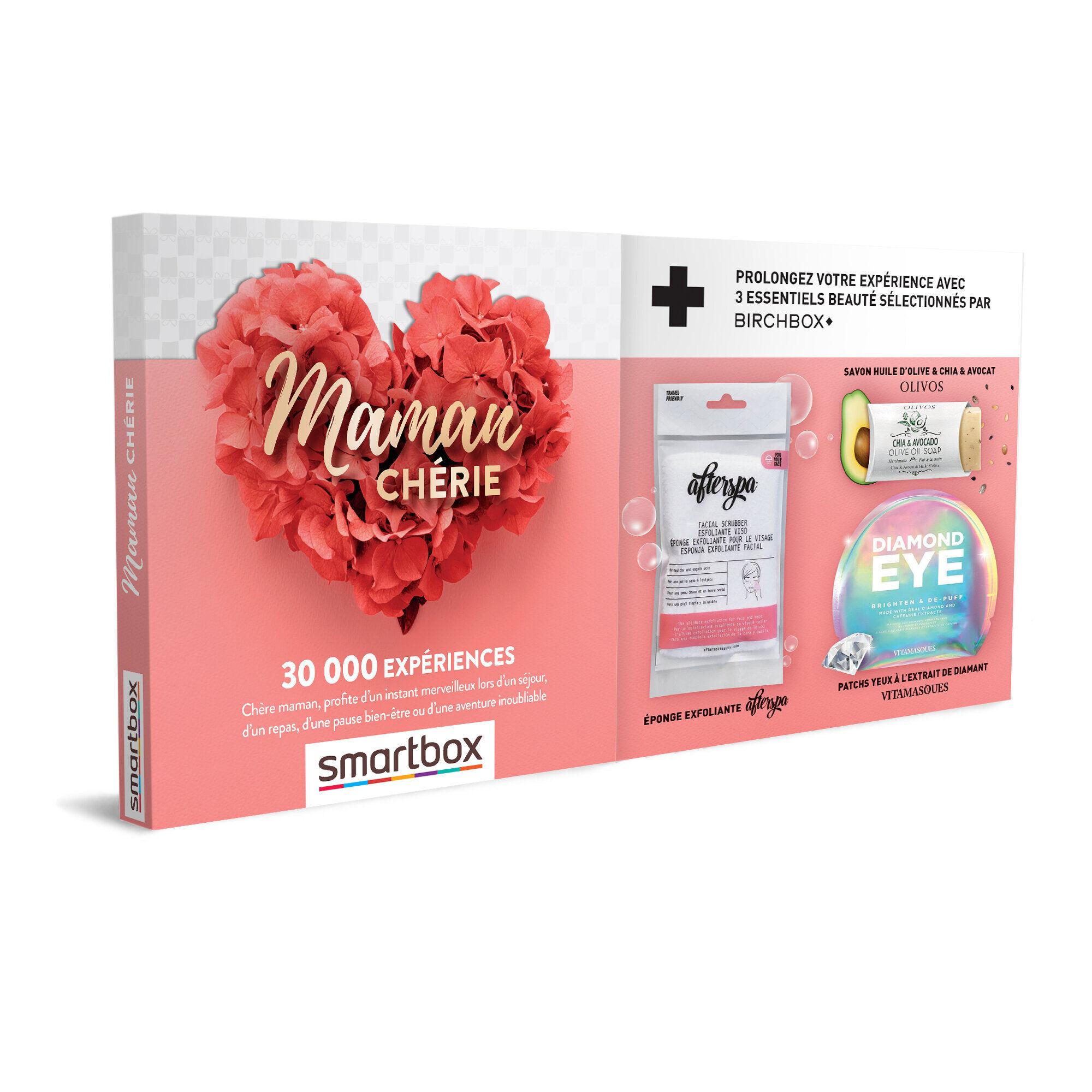 Maman Chérie Coffret cadeau Smartbox