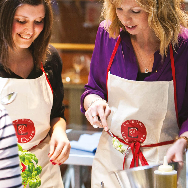 Cours de cuisine en ligne avec iChef - 6 mois d'abonnement Coffret cadeau Smartbox