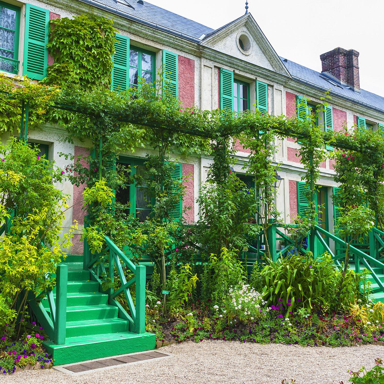 Visite guidée de la maison et jardins de Monet à Giverny (2h) Coffret cadeau Smartbox