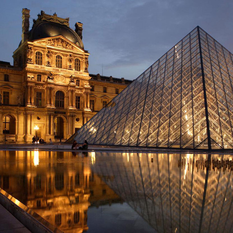 Visite guidée du Louvre pour 2 personnes Coffret cadeau Smartbox
