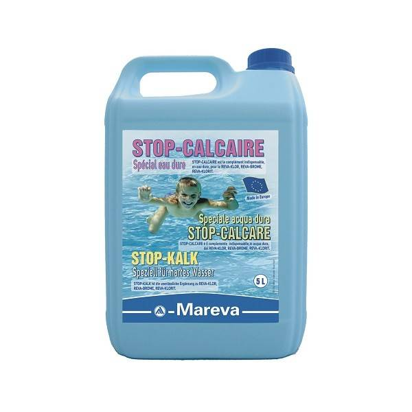 Mareva Stop-Calk - 5L - Mareva - Anti-calcaire