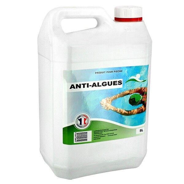Swimmer Produits chimiques Anti algues éco - 1x5L - Swimmer