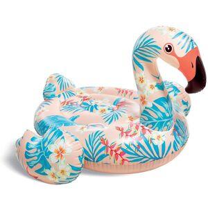 Intex Jeux piscine Flamant rose tropical gonflable à chevaucher - Intex - Publicité
