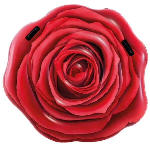Intex Jeux piscine Île gonflable Rose rouge - Intex