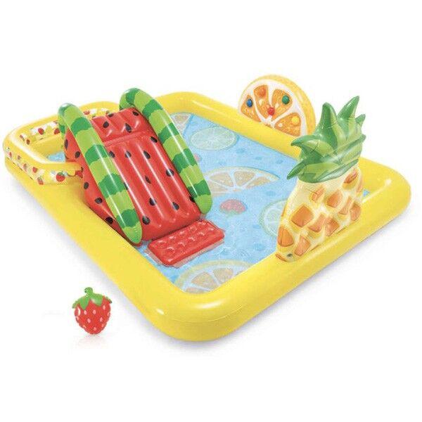 Intex Jeux piscine Aire de jeux Fun Fruity - Intex