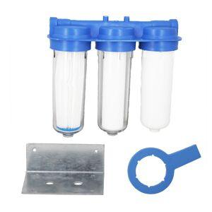 """Corsa Aquatriplex eau de pluie 9""""3/4 - Corsa - Filtres eau domestique - Publicité"""