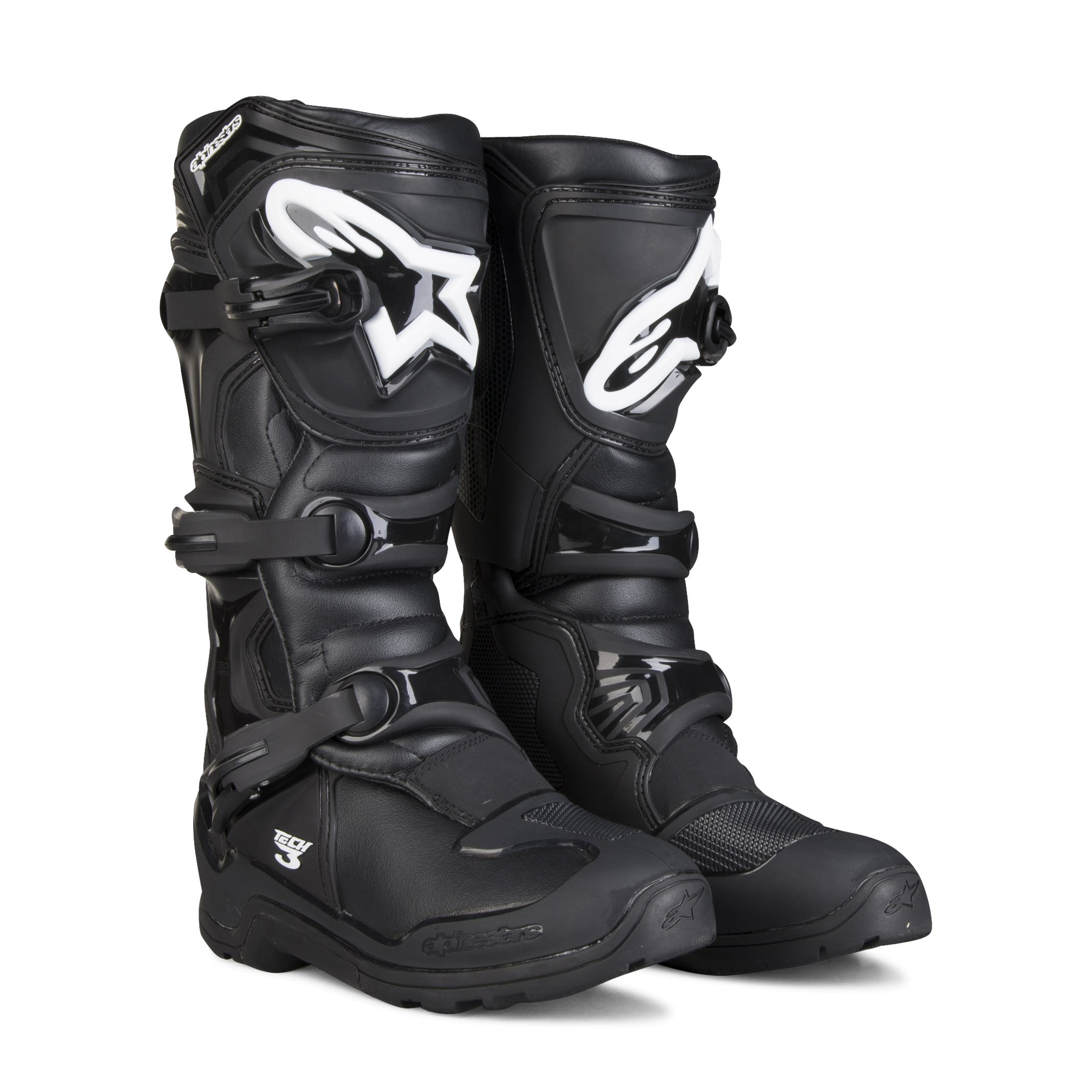 Alpinestars Bottes cross Alpinestars Tech 3 Enduro Noir