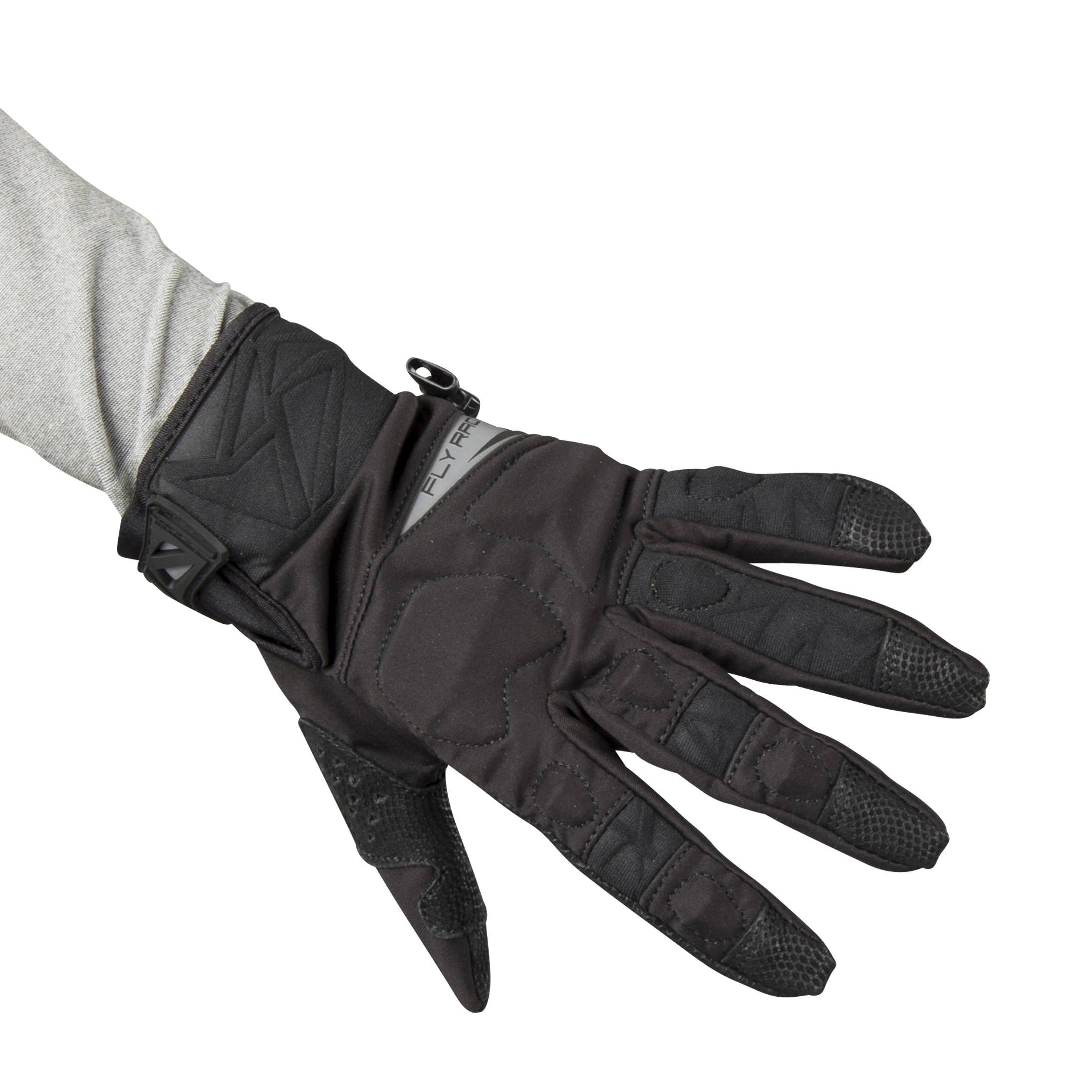 FLY Racing Gants Cross FLY Boundary Noir