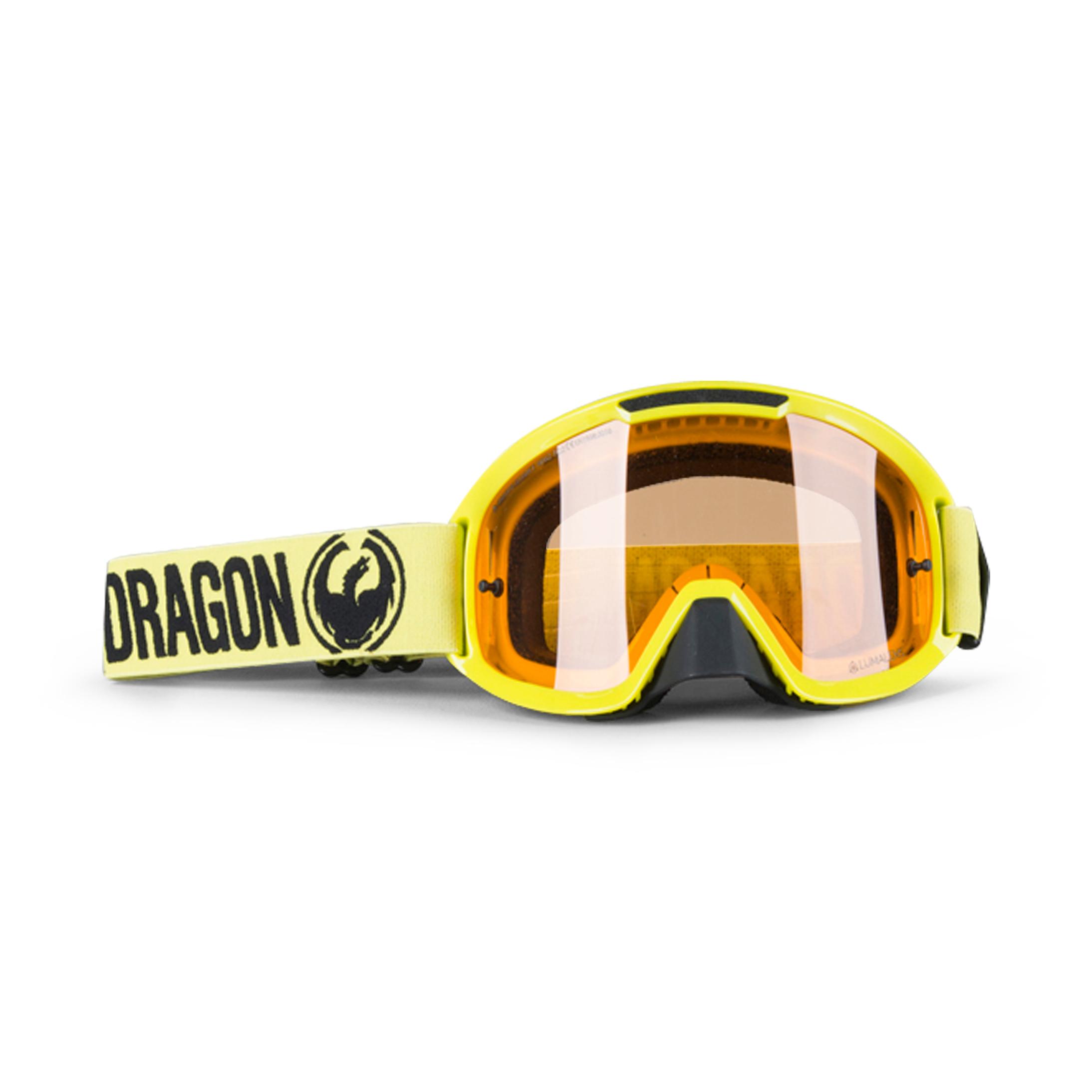 Dragon Masque Cross Dragon MDX2 Hydro Factory Jaune