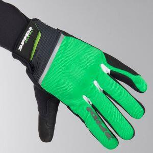 Spidi Gants Spidi Flash CE Noir-Vert Kawasaki - Publicité