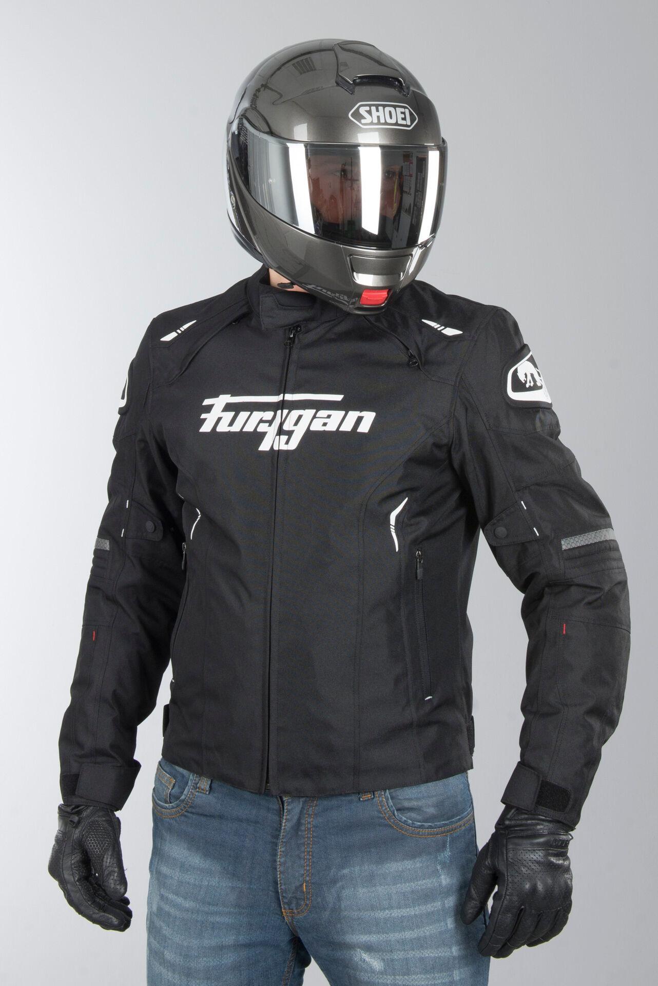 Furygan Veste Moto Furygan WB-07 Noire