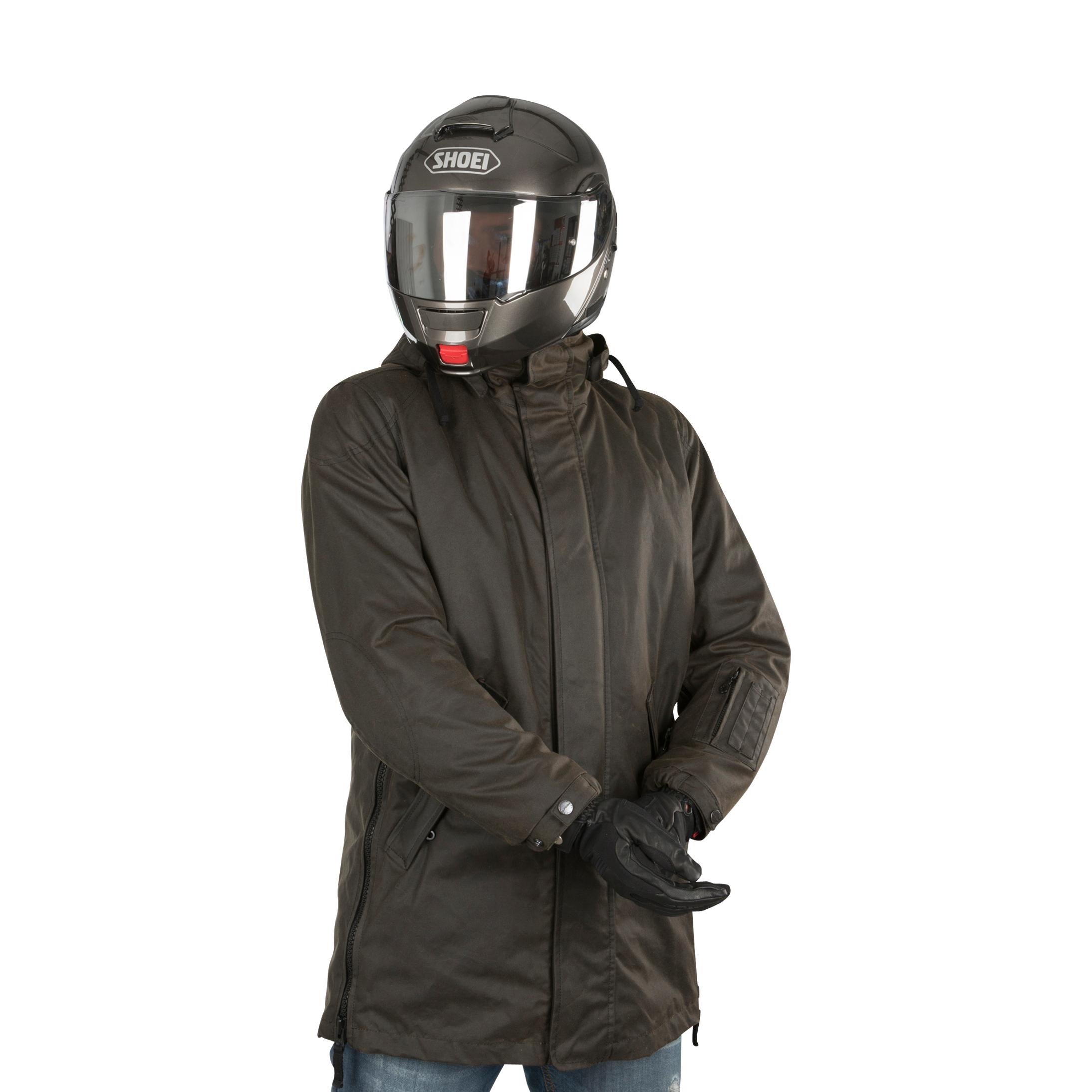 Spidi Veste Spidi Motocombat Wax Vert Foncé 2XL