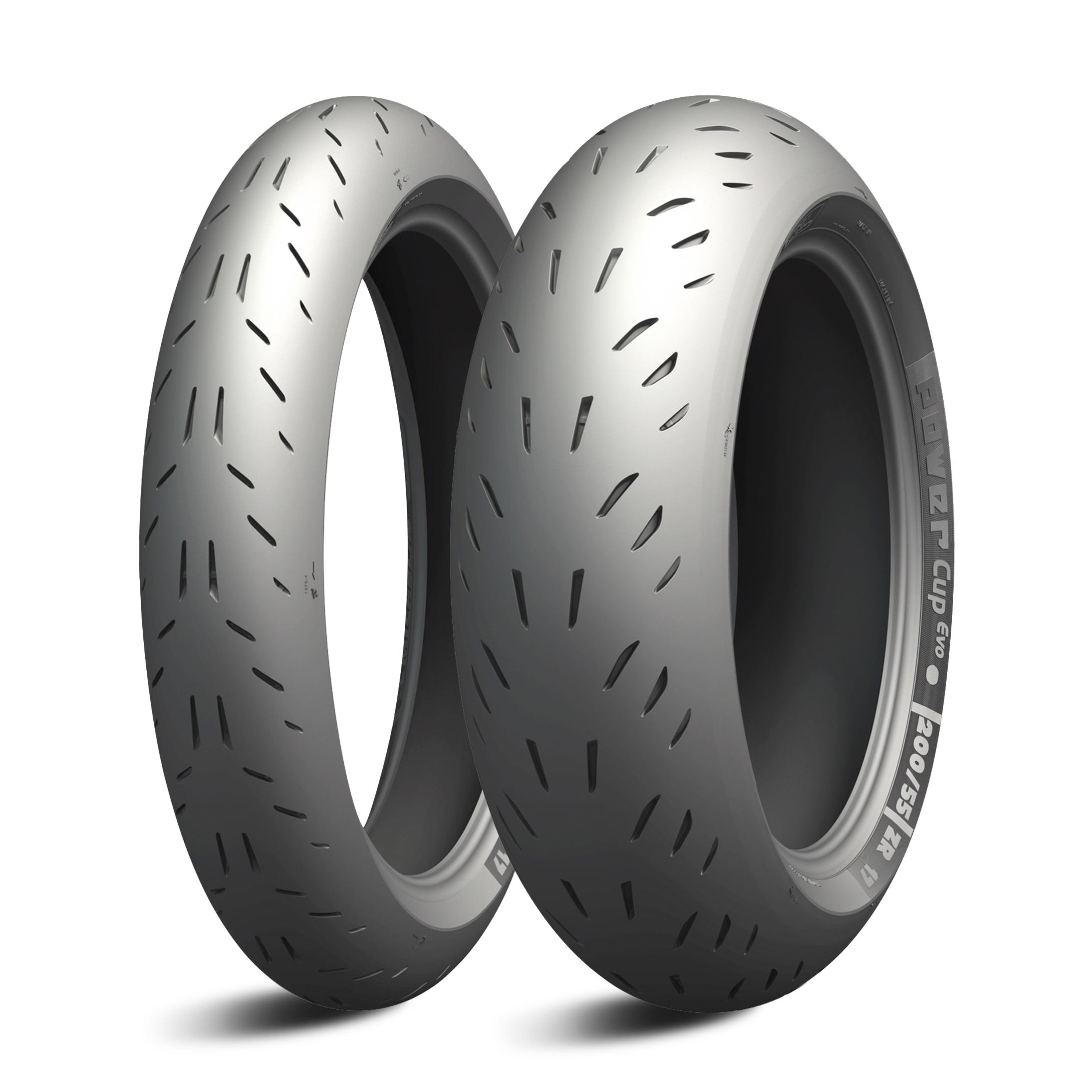 Michelin Pneu Arrière Michelin Power Cup Evo Racing