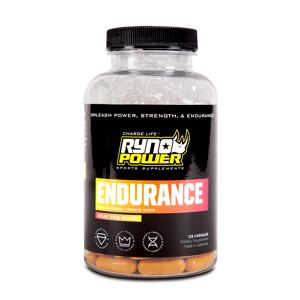 Ryno Power Endurance - Publicité