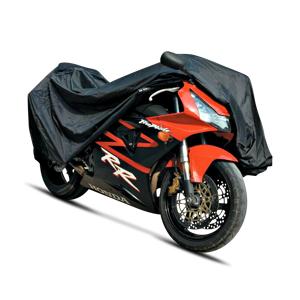 Booster Motorcycle Products Housse de moto Booster Basic 2 - Publicité