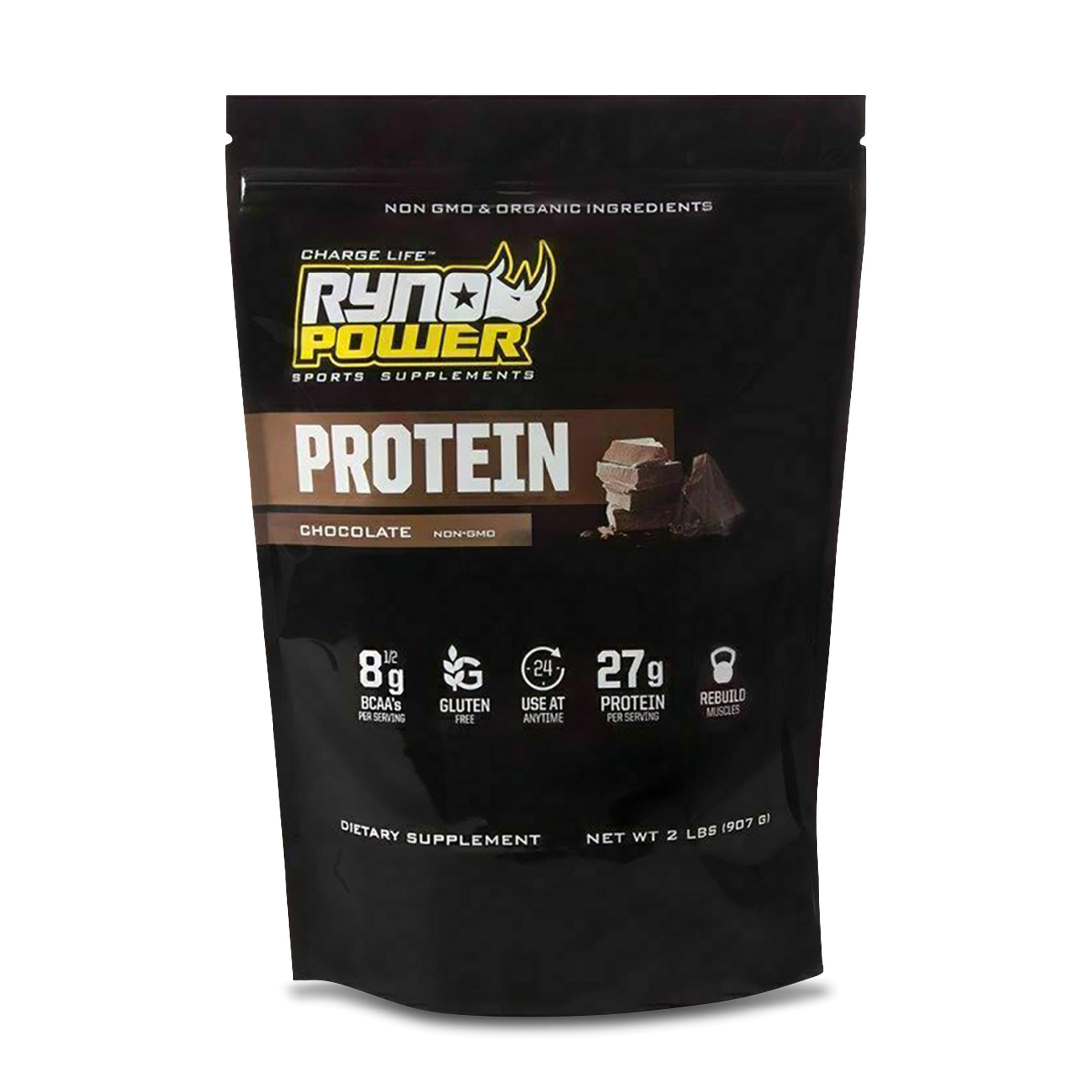 Ryno Power Poudre Ryno Power Protein Chocolat 907g