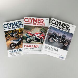 Clymer Guide réparation Clymer Yamaha spécifique par modèle - Publicité