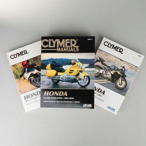 Clymer Guide de réparation Clymer Honda spécifique par modèle - Publicité