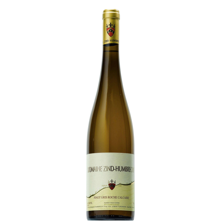 """Domaine Zind-Humbrecht Alsace Pinot Gris """"calcaire"""" 2016"""