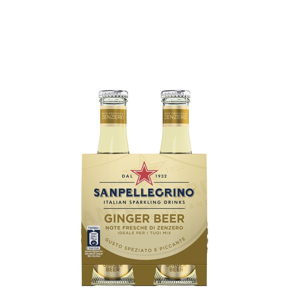 Sanpellegrino Ginger Beer Sanpellegrino 0.2l Confezione