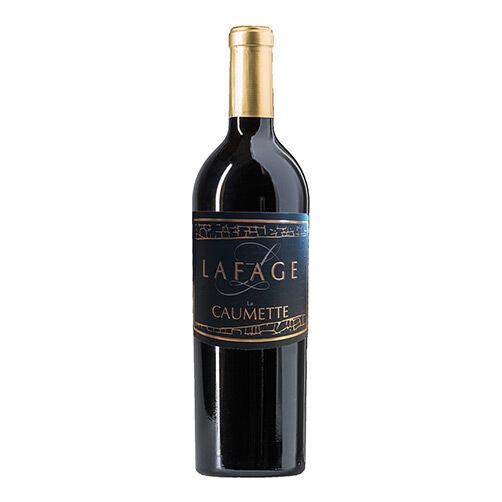 """Domaine Lafage Côtes Catalanes Rouge """"la Caumette"""" 201"""