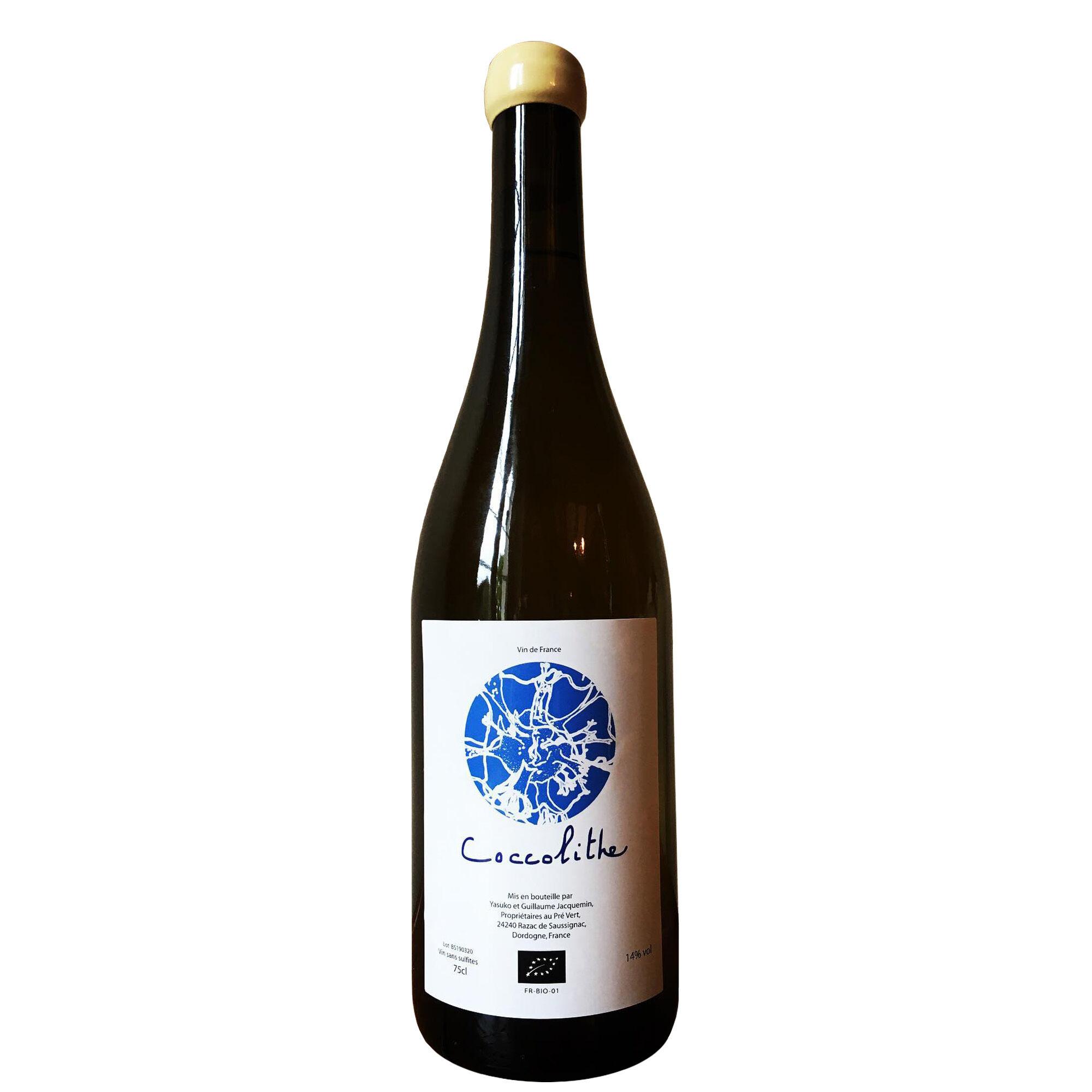 Le Pré Vert Vin De France Coccolithe