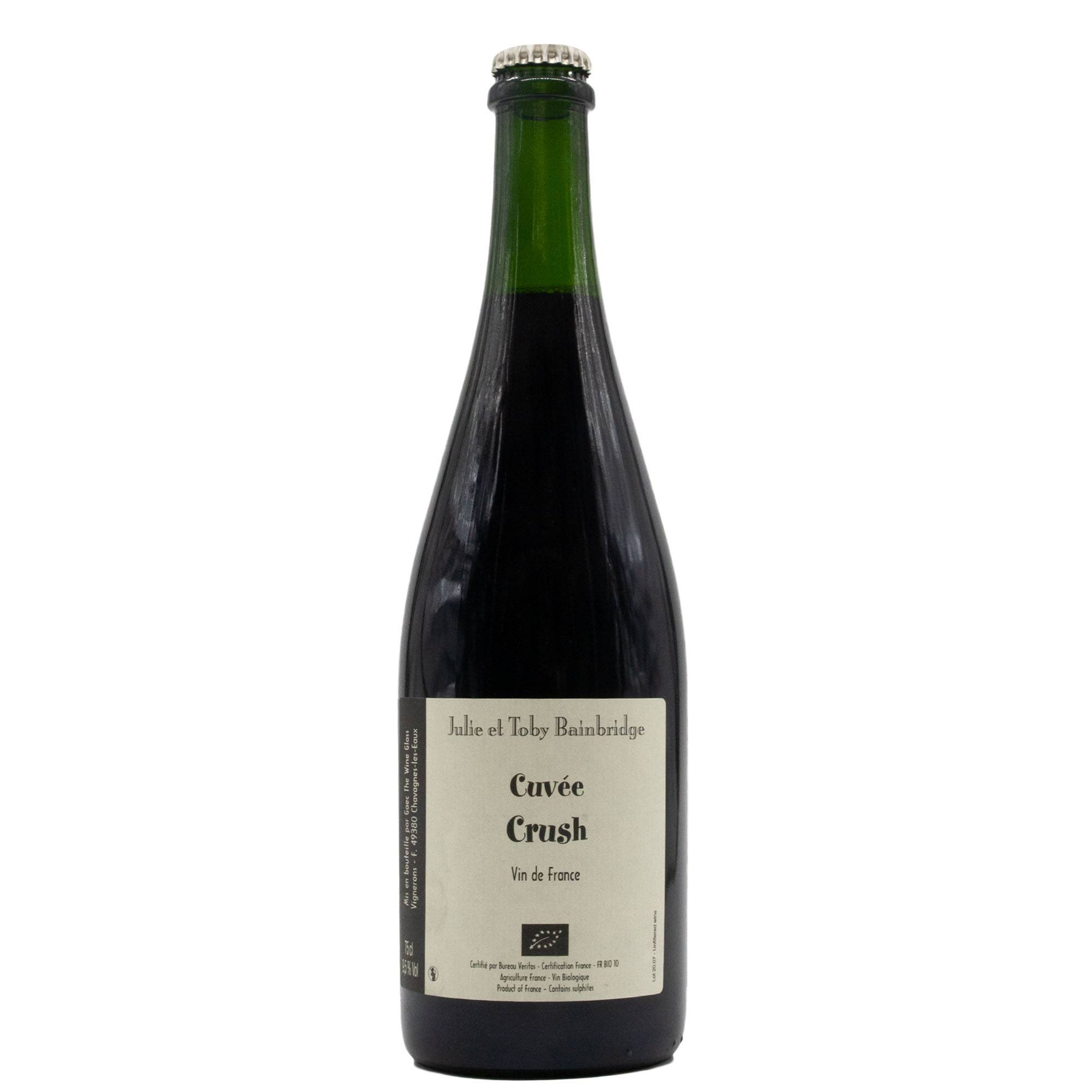Bainbridge and Cathcart Vin De France Crush