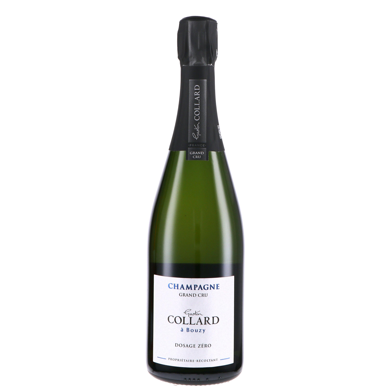 Gaston Collard Champagne Zéro Dosage