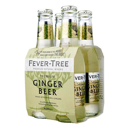 """Fever-Tree Soft Drink """"ginger Beer"""""""