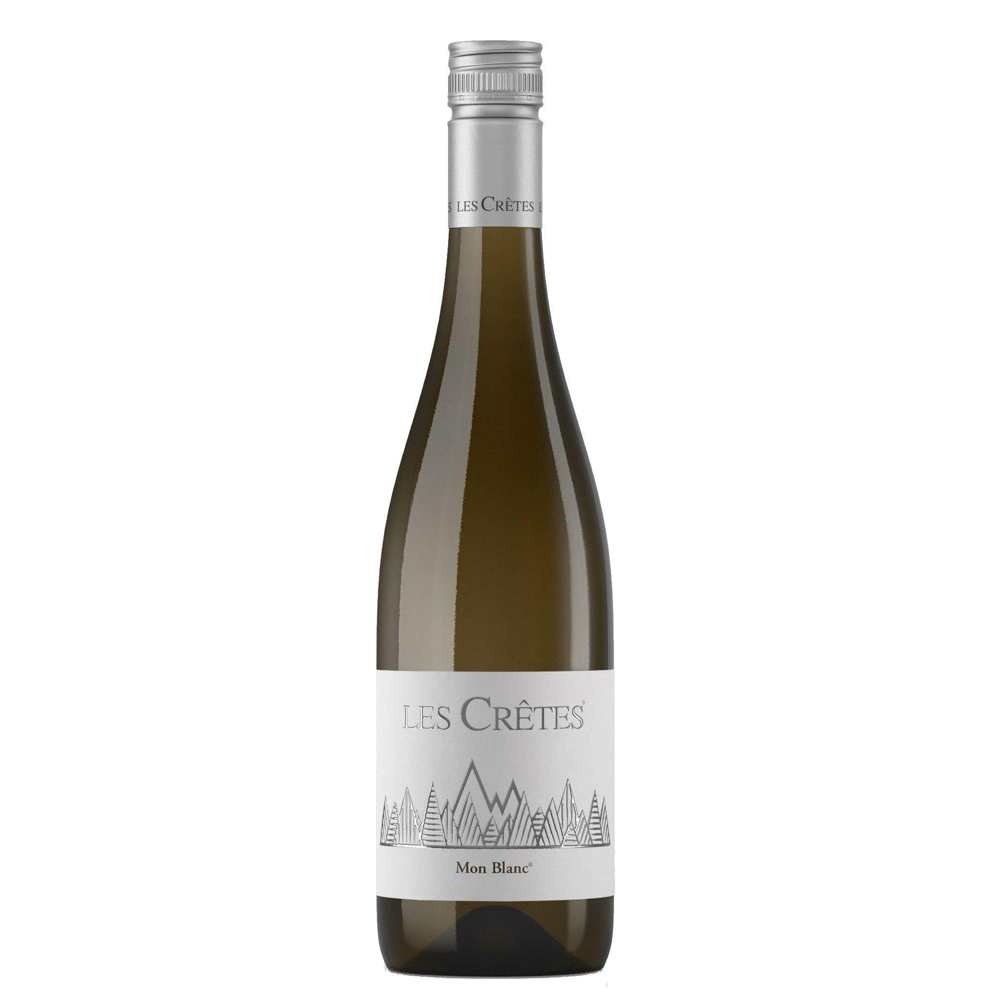 Les Crêtes Vino Bianco Mon Blanc