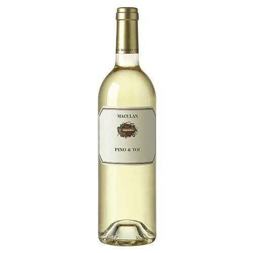 "Maculan Bianco Del Veneto Igt ""pino E Toi"" 2019"