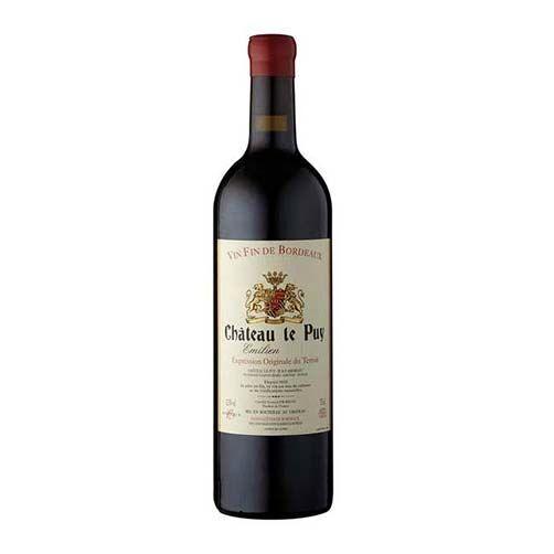 """Château Le Puy Bordeaux Côtes De Francs """"emilien"""" 2016 Magnum"""