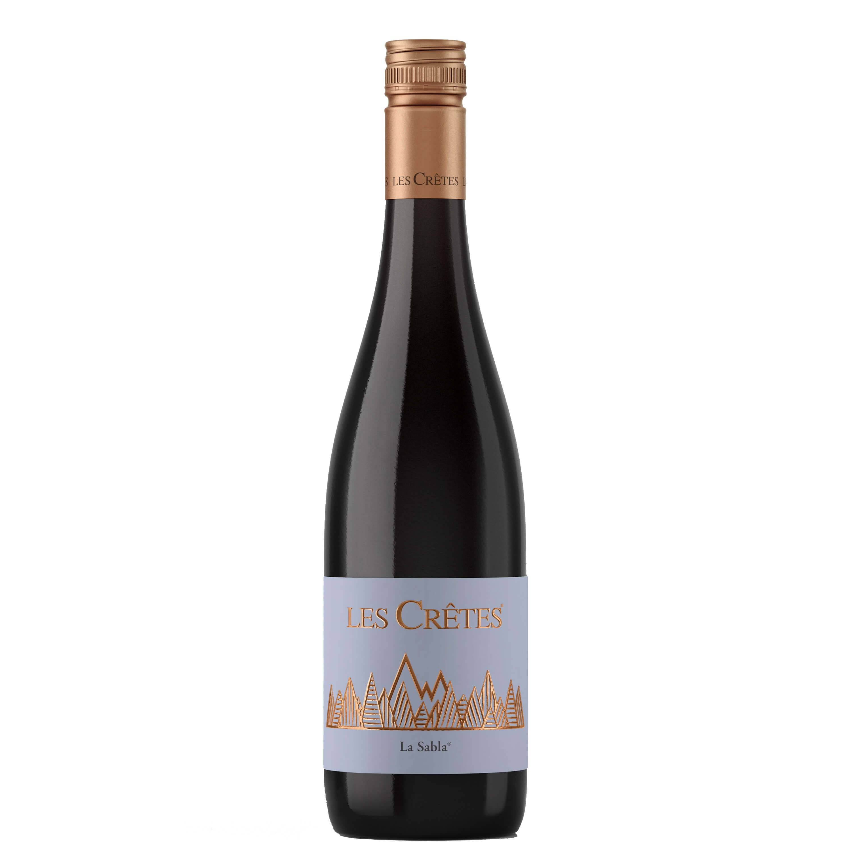 "Les Crêtes Vino Rosso ""vin De La Sabla"""