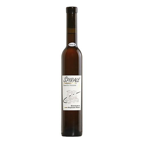 """Tissot Vin De France Blanc Passerillé à L Ancienne """"spirale"""" 2015"""