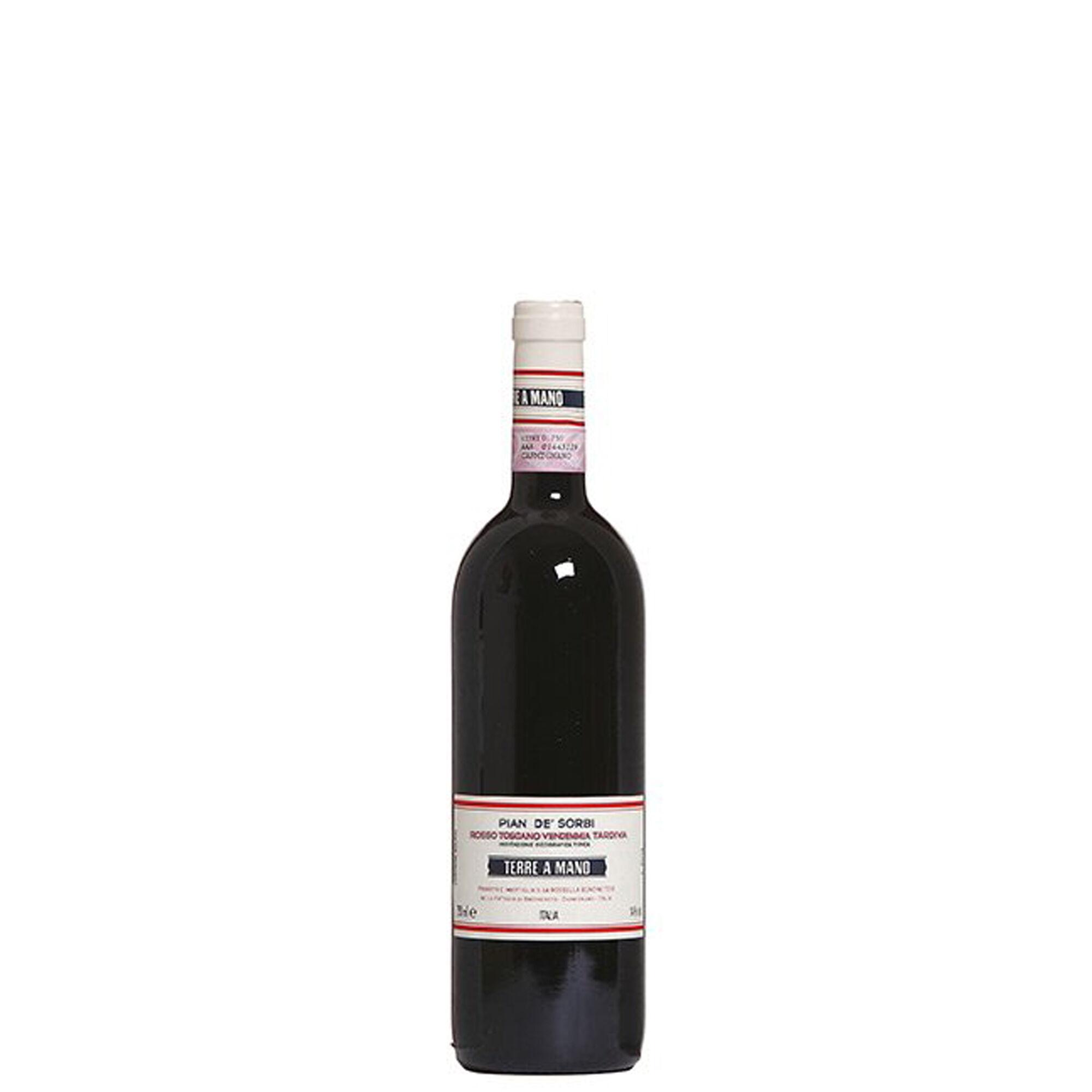"Terre a Mano Toscana Vendemmia Tardiva Igt ""pian De Sorbi"" 2011"