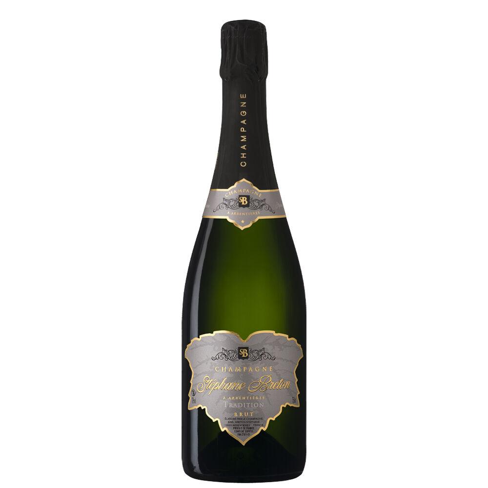 Stéphane Breton Champagne Brut