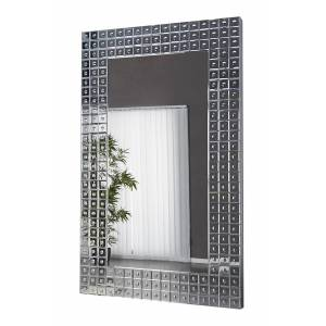 gdegdesign Miroir design rectangulaire avec facettes - Easton - Publicité