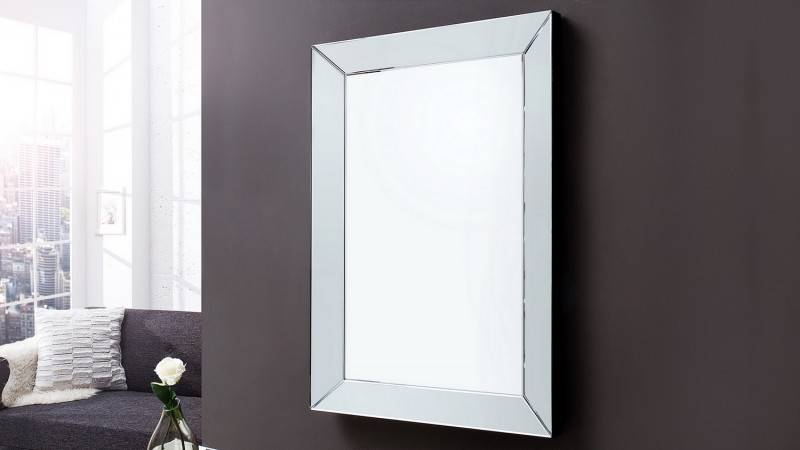 gdegdesign Miroir design rectang...