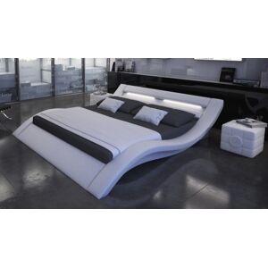 gdegdesign Lit design lumineux blanc 160x200 cm - Ozark - Publicité