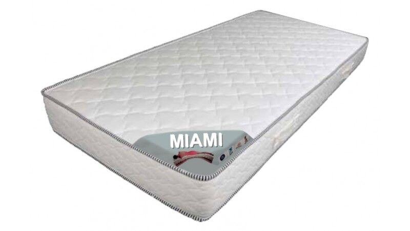 gdegdesign Matelas 160x200 cm en mousse - Miami