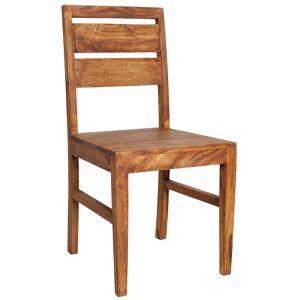 gdegdesign Chaise design bois massif de palissandre - Jitendra - Publicité