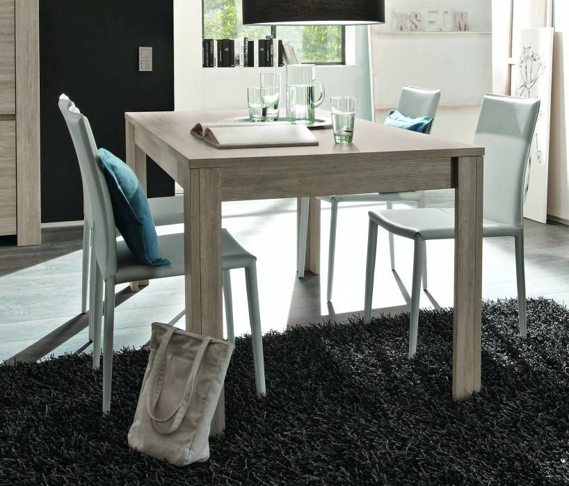 gdegdesign Table à manger rectangulaire 180 cm bois - Aspar