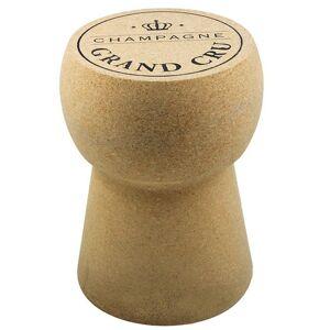 gdegdesign Tabouret bas design bouchon de champagne - Karl - Publicité