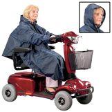 Patterson Poncho pour scooter électrique