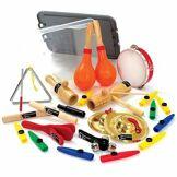 NRS Kit d'instruments de musique pour enfants