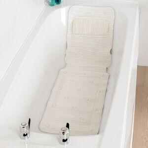 Homecraft Tapis de bain intégral avec repose cou
