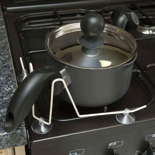 Patterson Support sécurisé pour manche de casserole