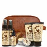 IMPERIAL BEARD Trousse pousse barbe et cheveux - IMPERIAL BEARD