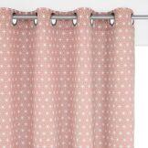 La Redoute Rideau pur coton à œillets, Lozange - LA REDOUTE INTERIEURS